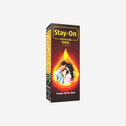 Stay-On Power Oil