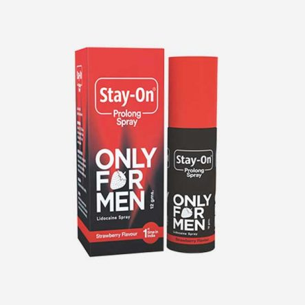 Stay-On Prolong Spray