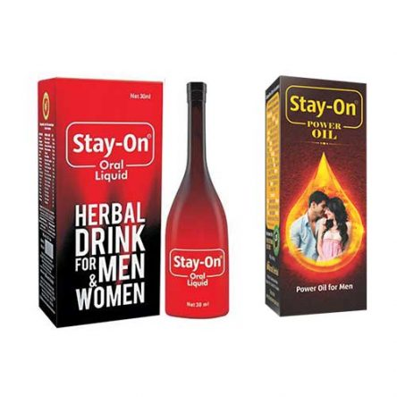Stay-On Combo Pack